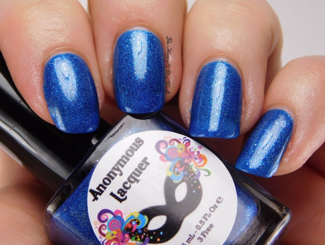 Anonymous Lacquer Sea of Stars | Be Happy And Buy Polish