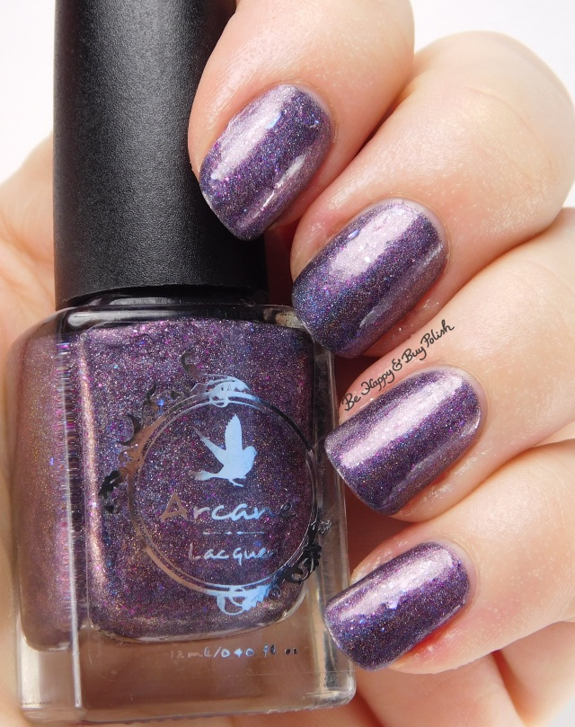 Arcane Lacquer Voice of Contention | Be Happy And Buy Polish