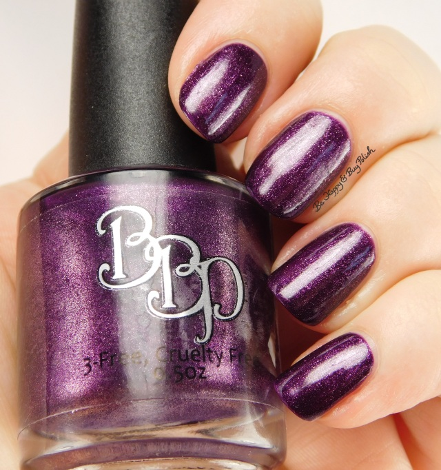 Bad Bitch Polish Plum Pudding | Be Happy And Buy Polish