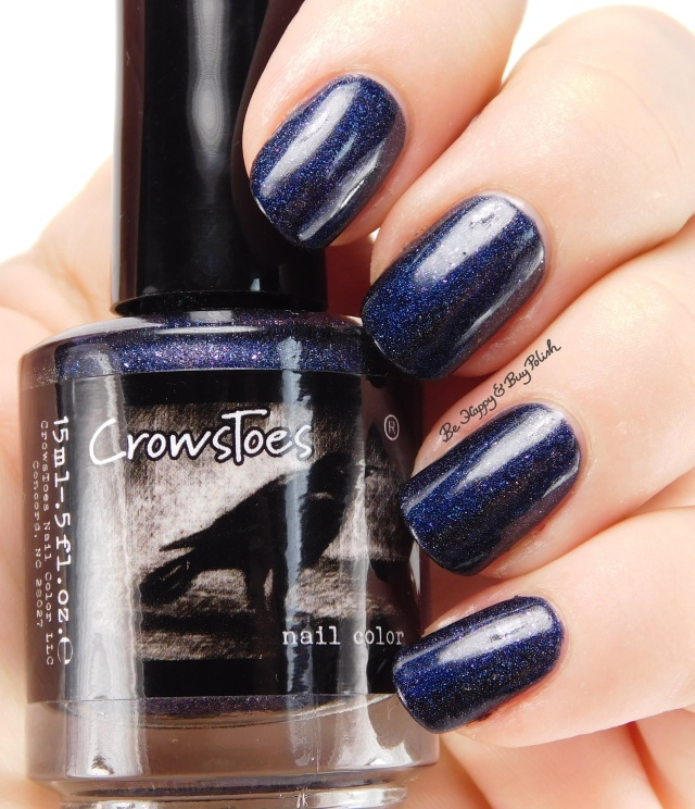 CrowsToes Darkhearted | Be Happy And Buy Polish