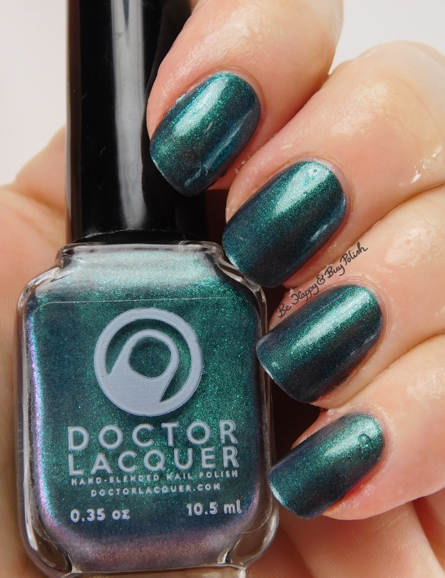 Doctor Lacquer Cartwheel cold state | Be Happy And Buy Polish