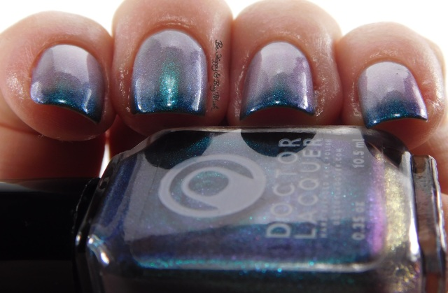 Doctor Lacquer Cartwheel purple shift | Be Happy And Buy Polish