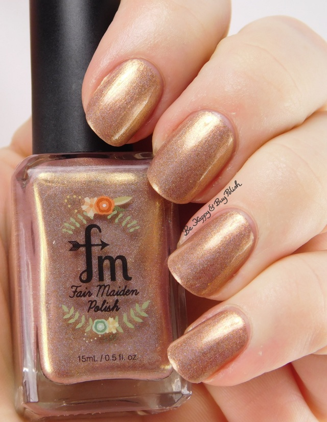Fair Maiden Polish Secret Garden | Be Happy And Buy Polish