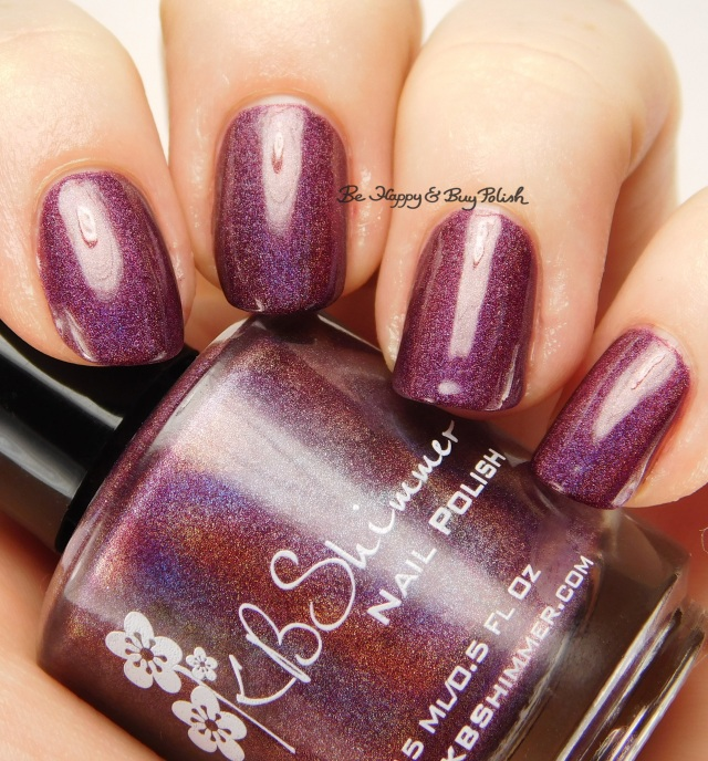 KBShimmer Fig-Get About It | Be Happy And Buy Polish