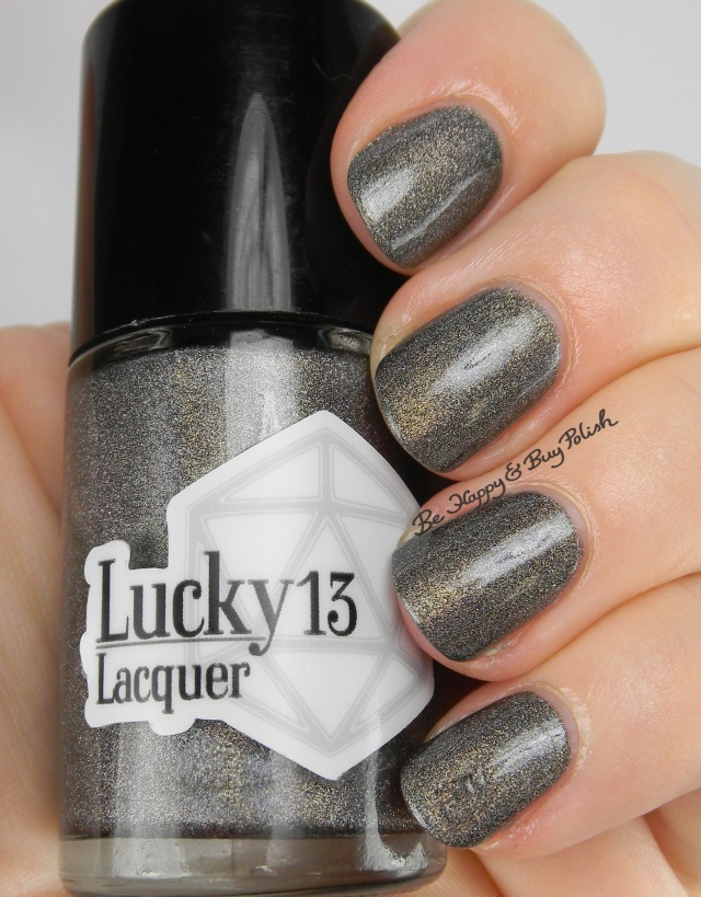 Lucky 13 Lacquer Sworn to the Sword | Be Happy And Buy Polish