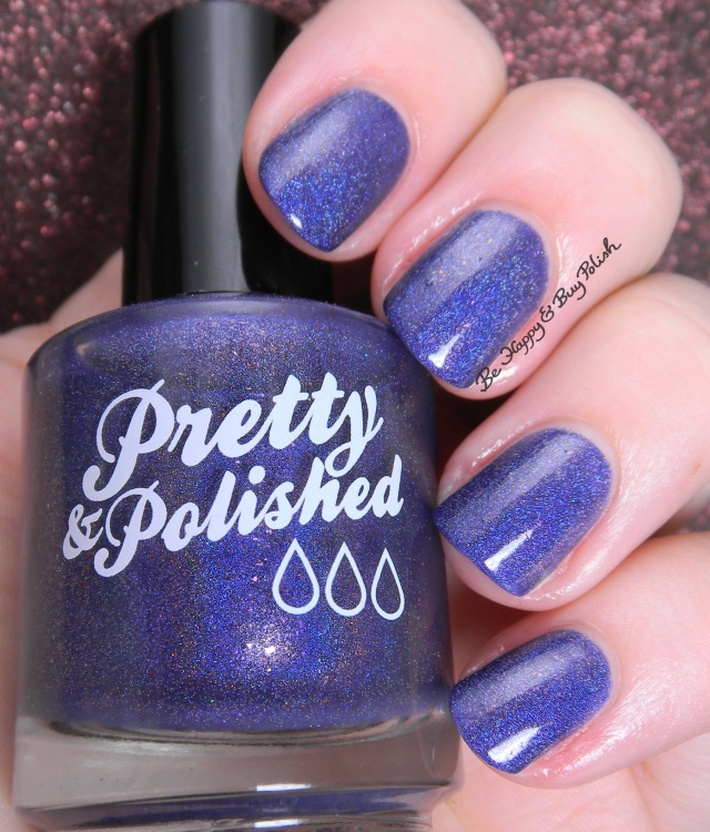Pretty & Polished I'll Be Your Huckleberry | Be Happy And Buy Polish