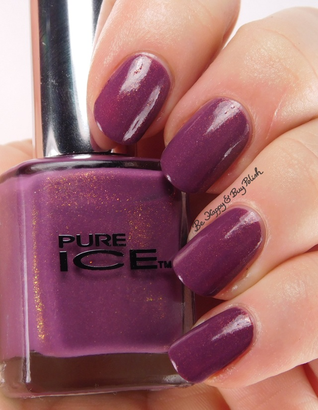 Pure Ice Purple Reign | Be Happy And Buy Polish