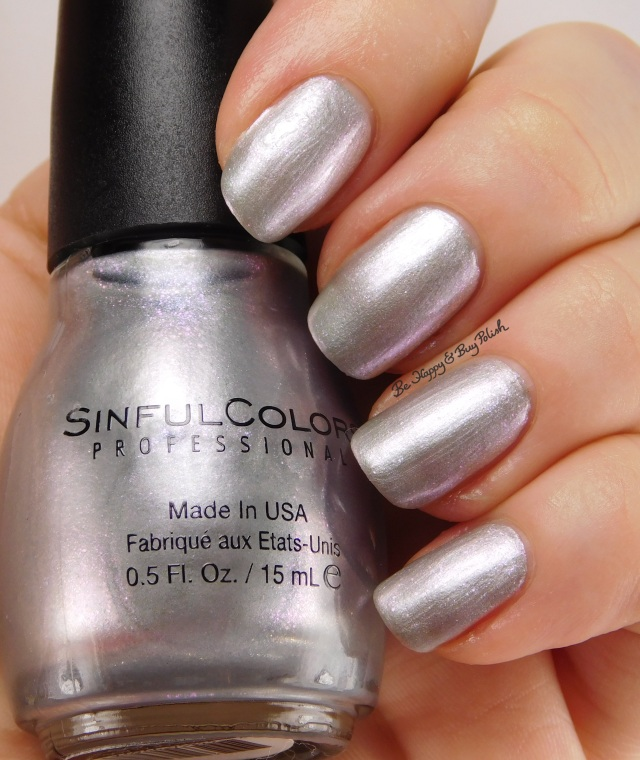 Sinful Colors Touch of Class | Be Happy And Buy Polish