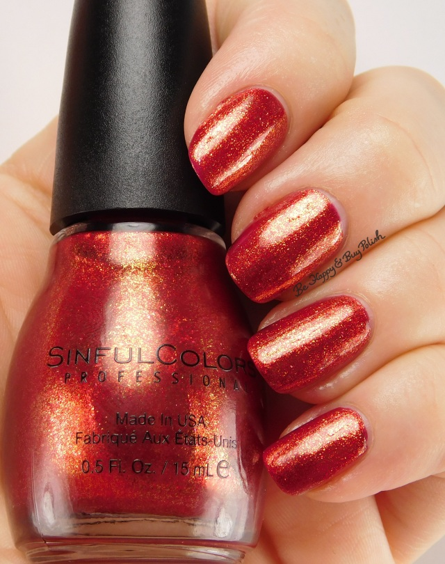 Sinful Colors Velvet Ribbon | Be Happy And Buy Polish