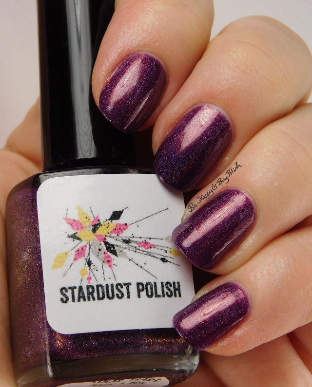 Stardust Polish Solar Flare | Be Happy And Buy Polish