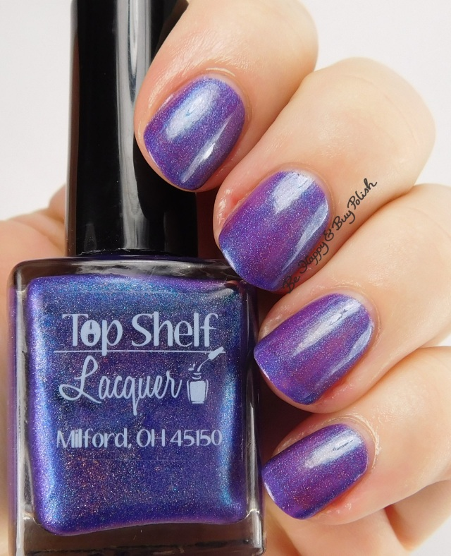 Top Shelf Lacquer No One Fights Alone | Be Happy And Buy Polish