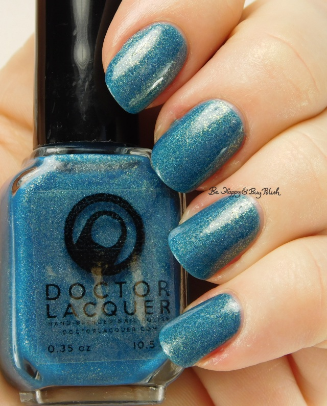 Doctor Lacquer Apatite | Be Happy And Buy Polish