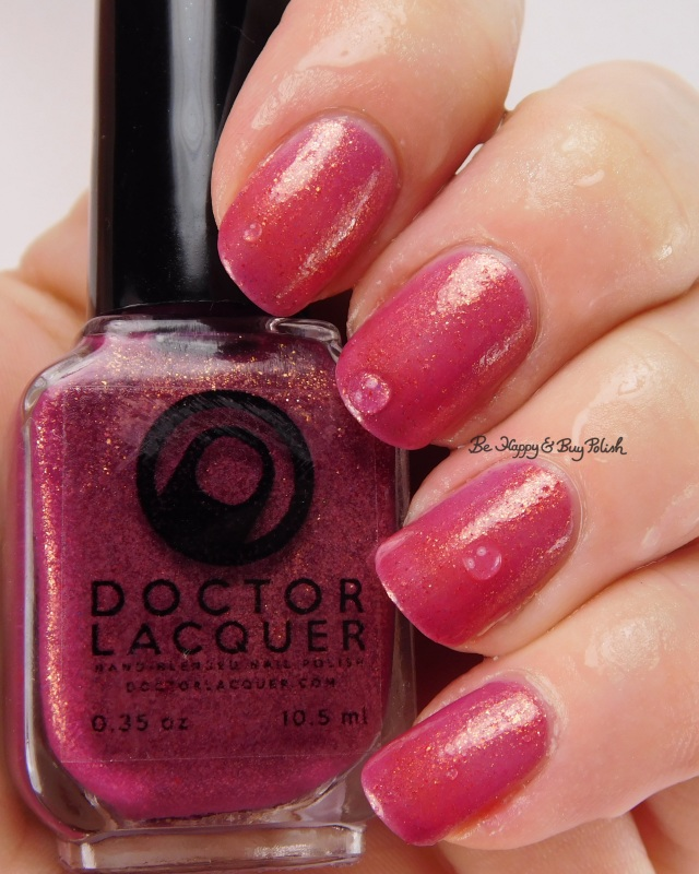Doctor Lacquer Betelgeuse cold | Be Happy And Buy Polish