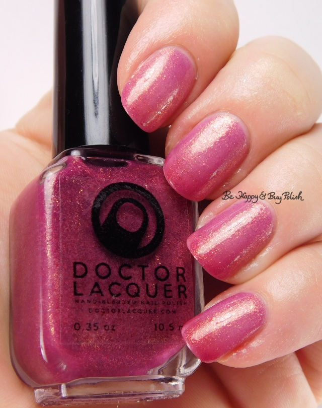 Doctor Lacquer Betelgeuse | Be Happy And Buy Polish