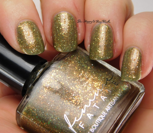 Femme Fatale Cosmetics Haunting Spectre | Be Happy And Buy Polish