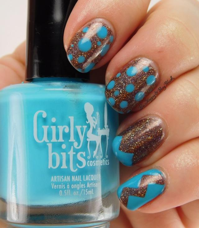 Girly Bits Dreaming Tree + ILNP Mona Lisa | Be Happy And Buy Polish