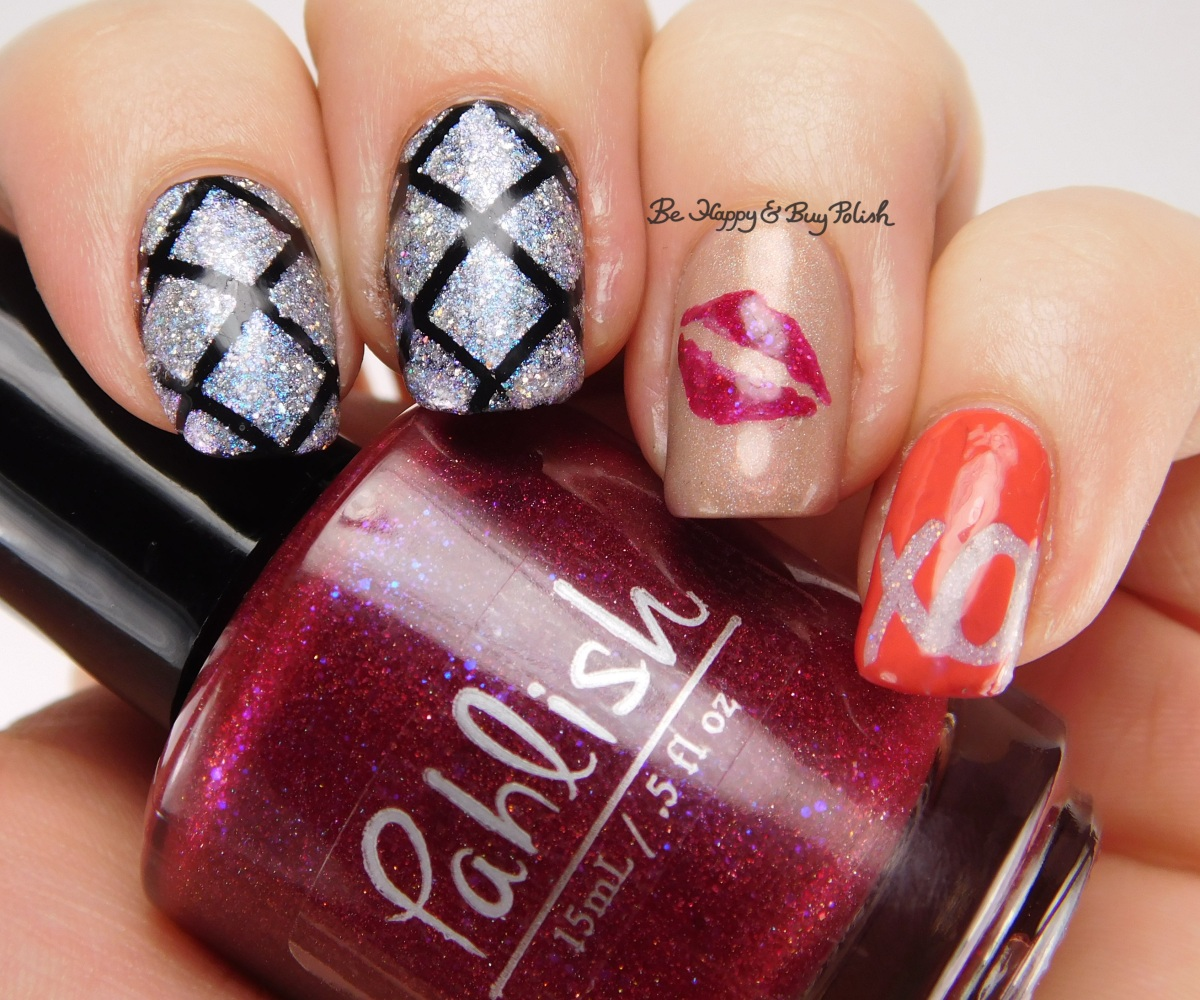 Sweet Lacquer Nail Vinyls review + nail art