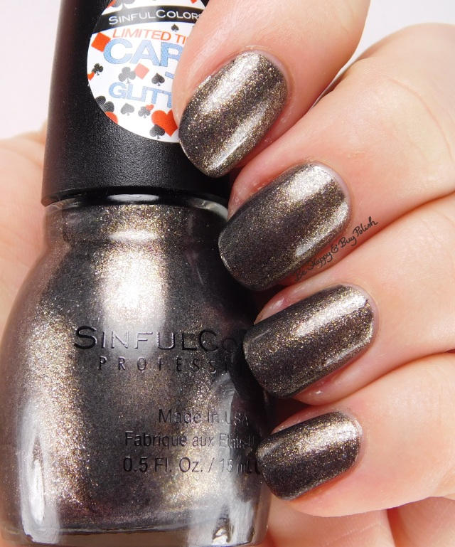 Sinful Colors Aced Out | Be Happy And Buy Polish