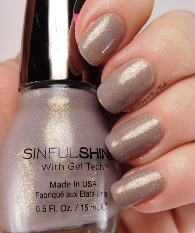 Sinful Colors Prosecco | Be Happy And Buy Polish