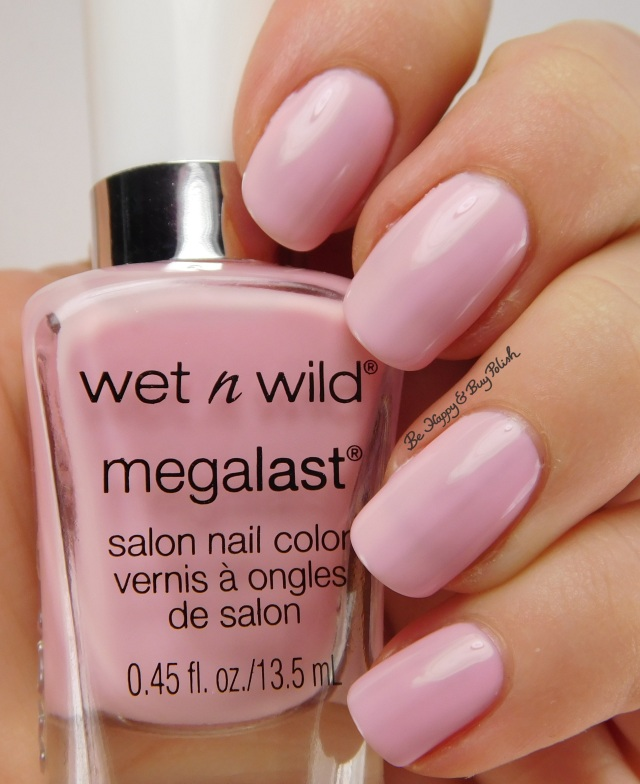 Wet N Wild Megalast Spring into the Wild Love Fest | Be Happy And Buy Polish