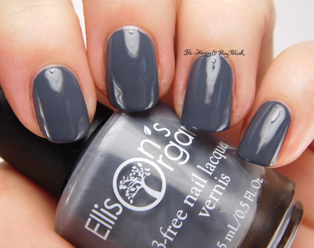 Ellison's Organics Path to Greytness | Be Happy And Buy Polish