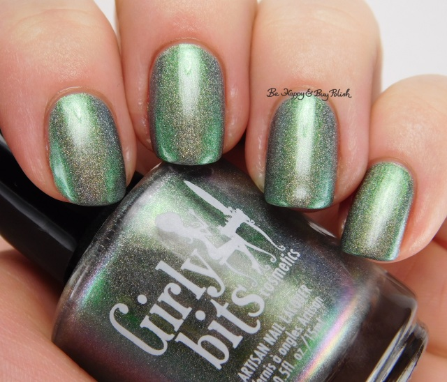Girly Bits Cosmetics Lack of Pie   Be Happy And Buy Polish