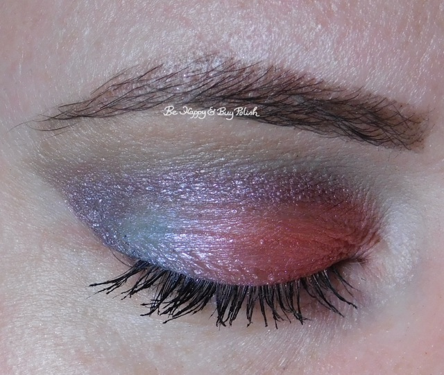 Glamour Doll Eyes Dazzle Me, Sherbert, Fabulous! Remix, Brown Eyed Girl EOTD close up | Be Happy And Buy Polish