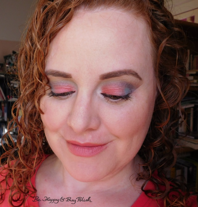 Glamour Doll Eyes Dazzle Me, Sherbert, Fabulous! Remix, Brown Eyed Girl EOTD | Be Happy And Buy Polish