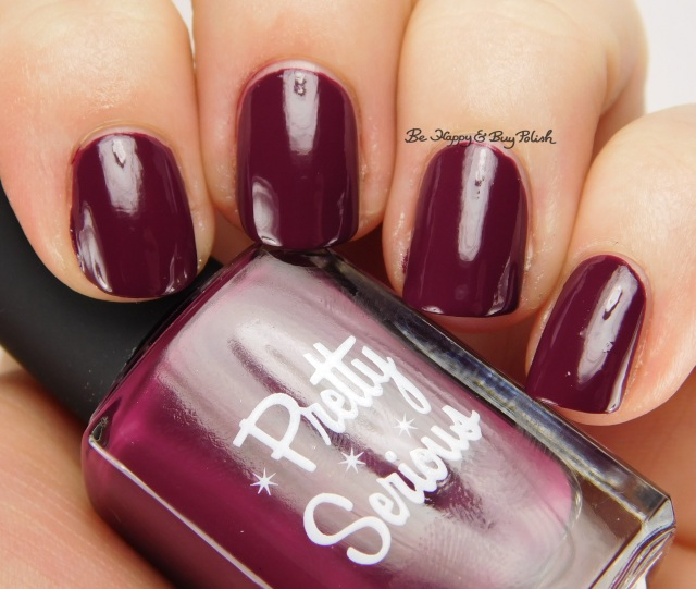 Pretty Serious Cosmetics Gloomy Kitty | Be Happy And Buy Polish