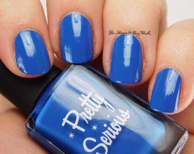Pretty Serious Cosmetics Type 40 | Be Happy And Buy Polish