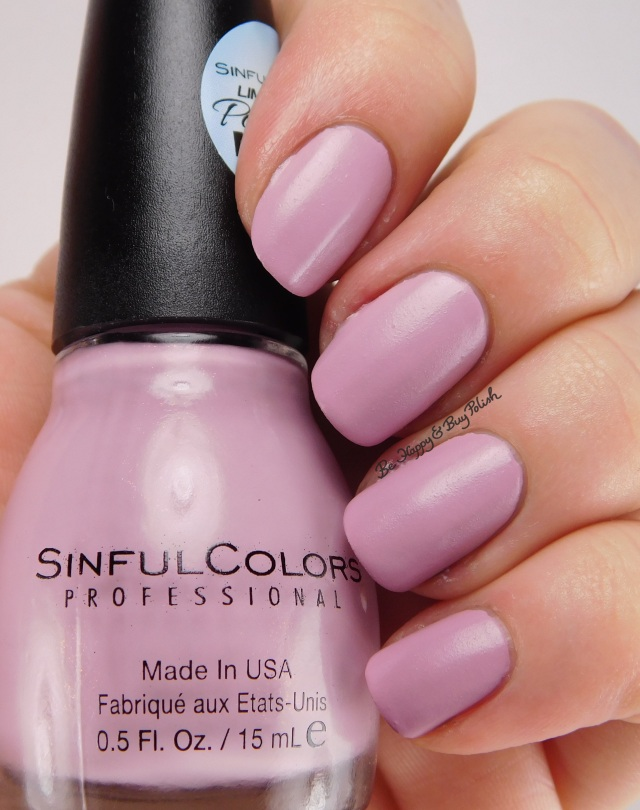 Sinful Colors Glazy Sunday | Be Happy And Buy Polish