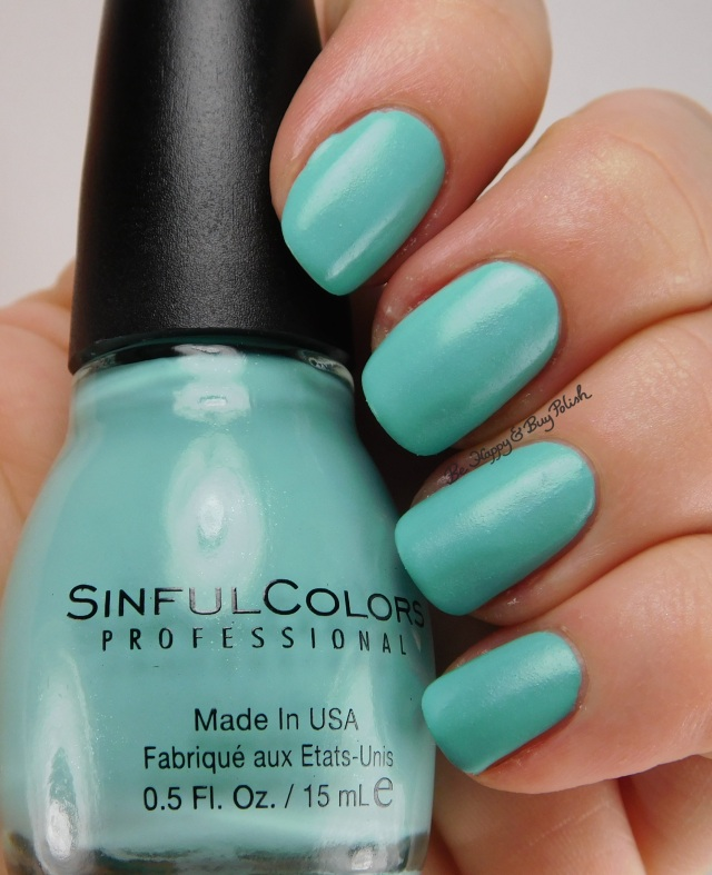 Sinful Colors She's Gone Matte | Be Happy And Buy Polish