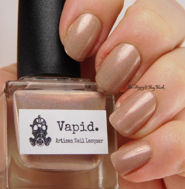 Vapid Lacquer Surprise I'm Drunk | Be Happy And Buy Polish
