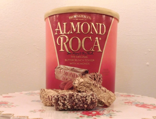 Almond Roca pieces | Be Happy And Buy Polish