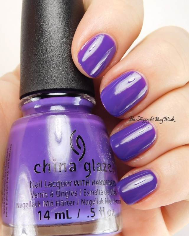 China Glaze Mix and Mingle | Be Happy And Buy Polish