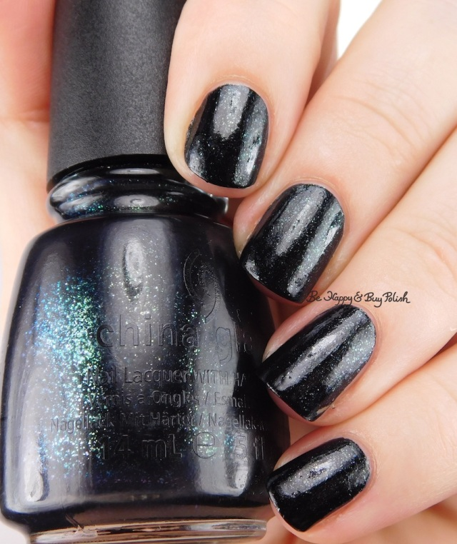 China Glaze Smoke And Ashes | Be Happy And Buy Polish