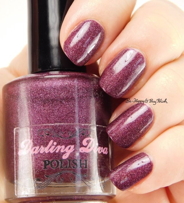 Darling Diva Polish Moar Wine Nao! | Be Happy And Buy Polish
