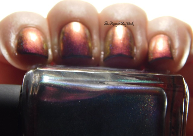 Enchanted Polish Magical Mystery Tour red to orange shift | Be Happy And Buy Polish