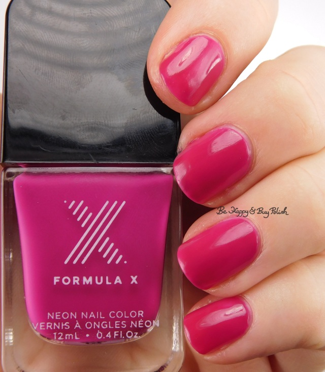 Formula X Phenomena | Be Happy And Buy Polish