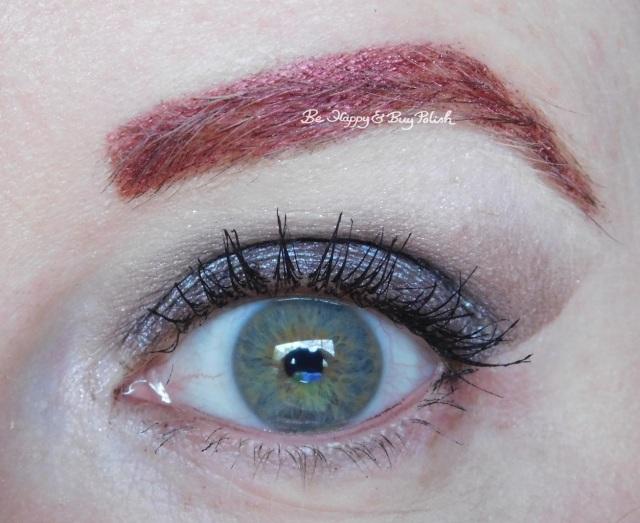 Glamour Doll Eyes Chasing Ghouls, Spider-Sense, Malicious eyeshadows macro | Be Happy And Buy Polish