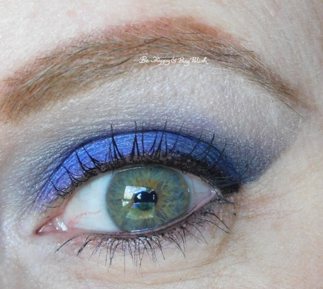 Glamour Doll Eyes IT'S SO FLUFFY, Sex Appeal, Tattooed Remix EOTD | Be Happy And Buy Polish