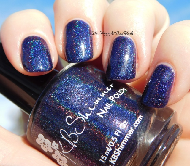 KBShimmer Claws & Effect sun photo | Be Happy And Buy Polish