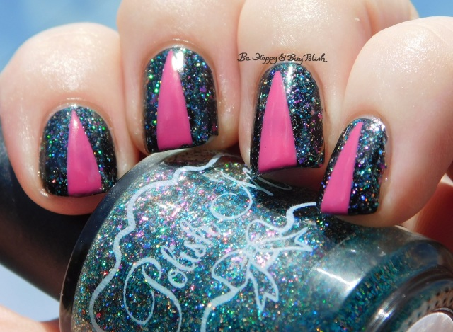 Morgan Taylor Tropical Punch, Polish 'M Breezy Falls Days, China Glaze Smoke And Ashes sun photo | Be Happy And Buy Polish