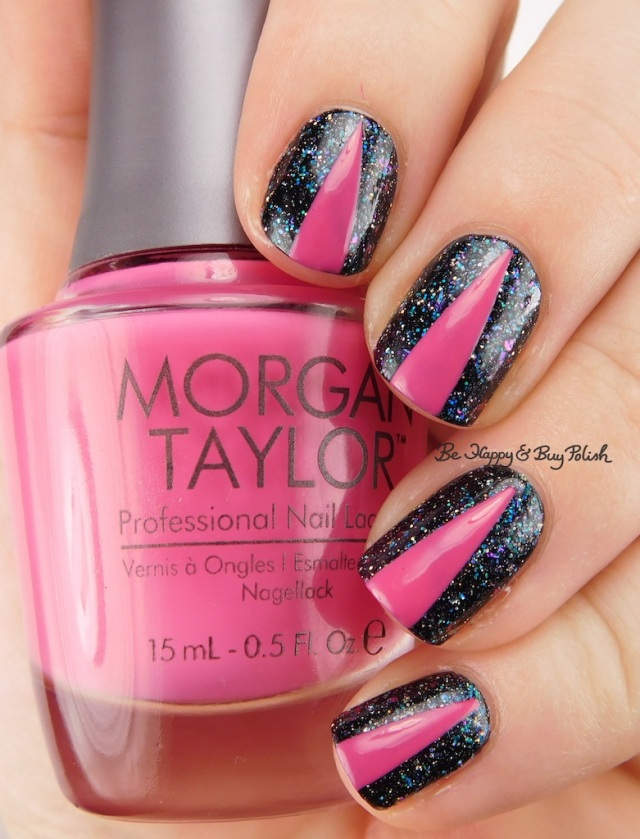 Morgan Taylor Tropical Punch, Polish 'M Breezy Falls Days, China Glaze Smoke And Ashes | Be Happy And Buy Polish