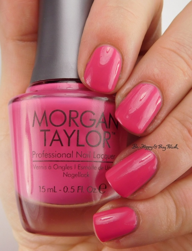 Morgan Taylor Tropical Punch | Be Happy And Buy Polish