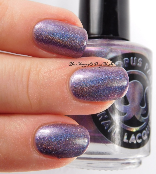 Octopus Party Nail Lacquer Crypsis | Be Happy And Buy Polish