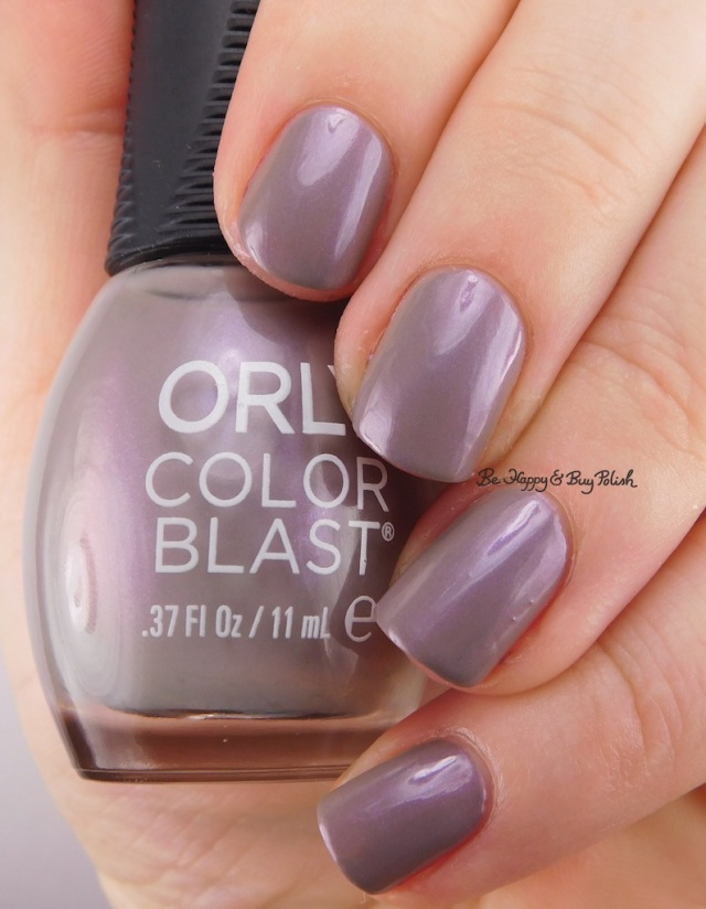 Orly Color Blast Sinister Sea Witch | Be Happy And Buy Polish