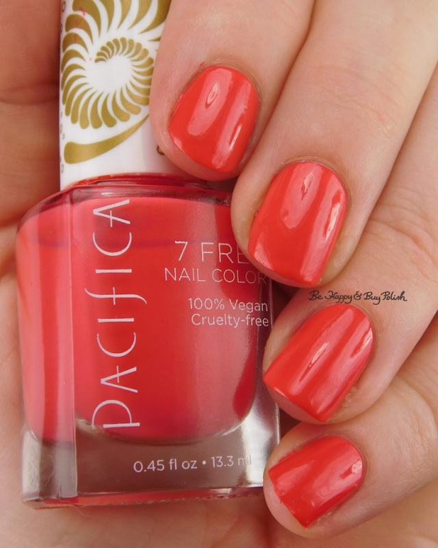 Pacifica Fluorescent Sunset | Be Happy And Buy Polish