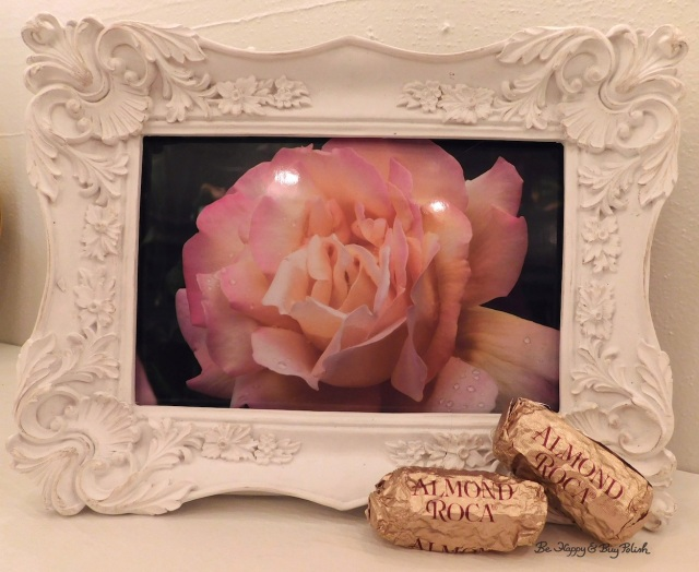 Peace Rose and Almond Roca pieces | Be Happy And Buy Polish