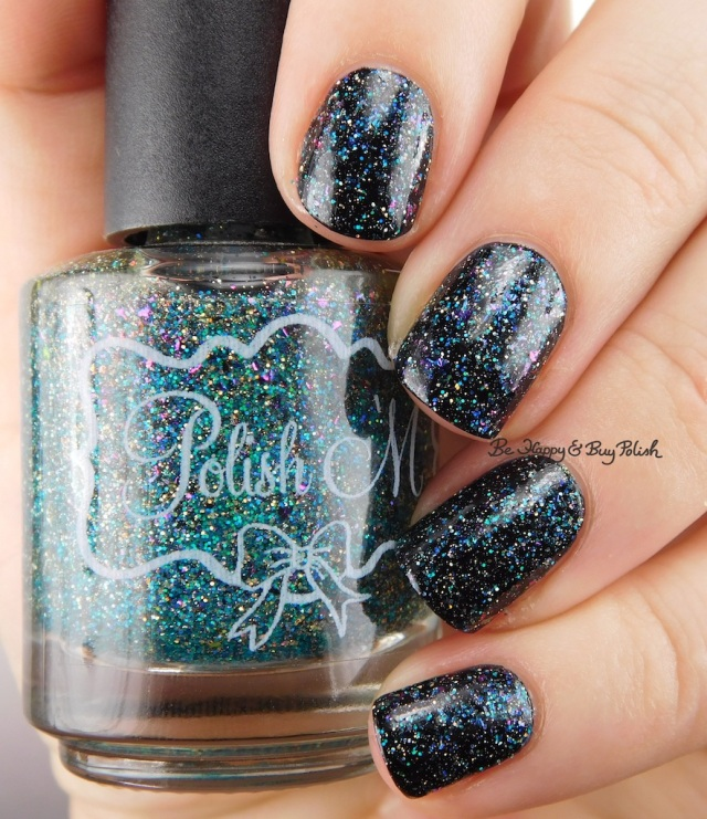 Polish 'M Breezy Falls Days over China Glaze Smoke And Ashes | Be Happy And Buy Polish